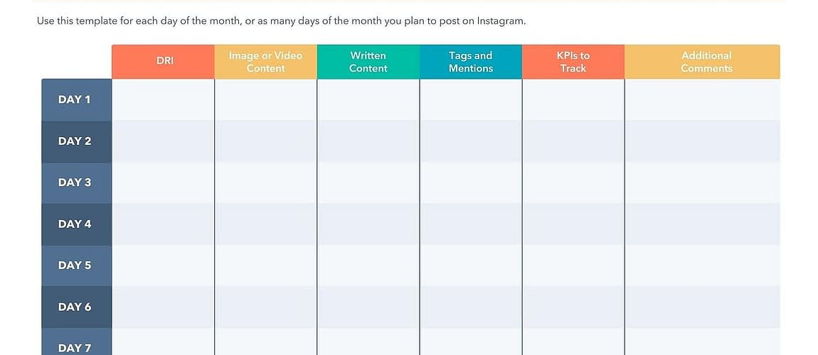 How to Plan Your Instagram Posts [+ Free Instagram Planning Templates]
