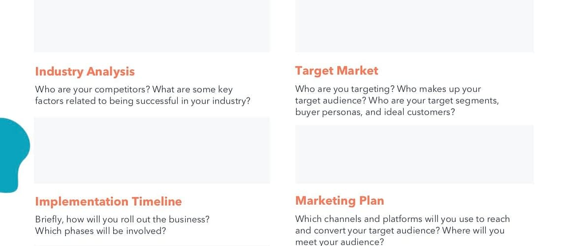 How to Build A Business Plan That Stands Out [Free Template]