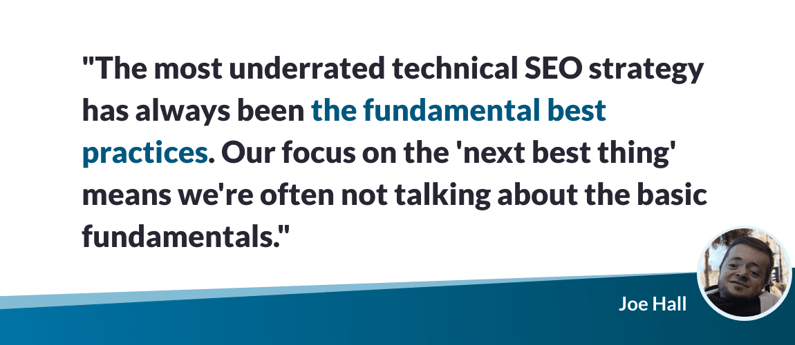According to the Experts: 5 Technical SEO Trends to Watch in 2021