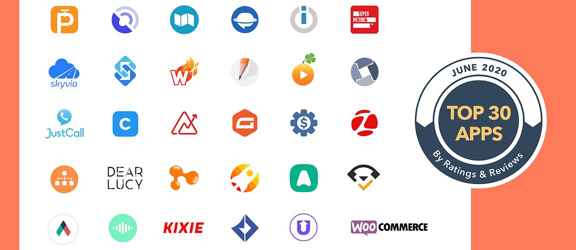500 Apps of Summer: Customers' Top App Marketplace Picks