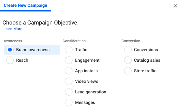 The 11 Facebook Ad Campaign Objectives and How to Choose What's Right For Your Business