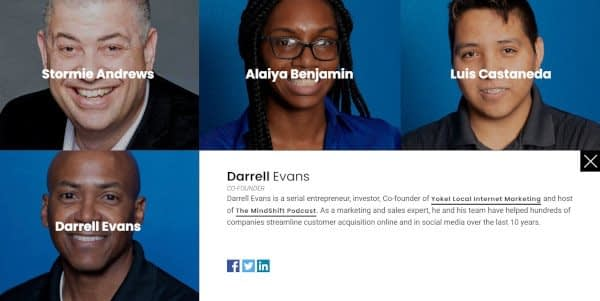 17 of the Most Creative 'Meet the Team' Pages We've Ever Seen