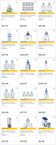How to Handle Temporarily Out-of-Stock Product Pages